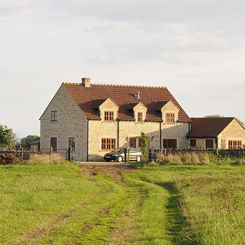Farmers house